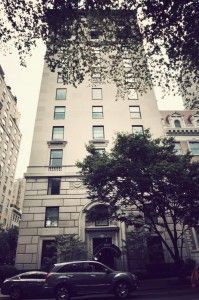 927 Fifth Avenue was once home to a family of red-tailed hawks.