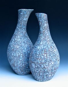 Excellent Free of Charge coil pottery vase Popular Two coil built vases. Pottery Vase, Ceramic Pottery, Hand Built Pottery, Wheel Thrown Pottery, Ceramic Artists, Porcelain Ceramics, Bud Vases, Modern Decor, Stoneware