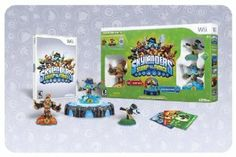 Skylanders SWAP Force - Nintendo Wii.  Embark on an exciting new adventure with the Skylanders and the SWAP Force. For generations, the SWAP Force protected the volcano that replenishes Skylands' magic. That is until an epic battle caught them in an eruption that blasted them apart, sent them to Earth and gave them the ability swap powers. Only you can mix and match their tops and bottoms, put them on the new Portal of Power and help save Skylands.