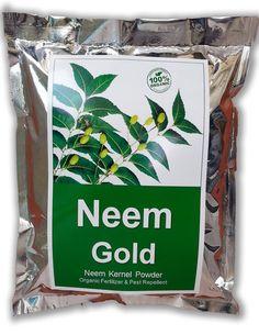 Neem Gold: Neem Organic Fertilizer & Pest Repellent, 100% Quality Guaranteed