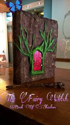 The Fairy Witch Book Of Shadows