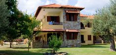 House Evangelinos apartments and studios in Vourvourou Sithonia #Halkidiki Greece