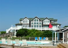 Twiddy Outer Banks Vacation Home - The Hemingway - 4x4 - Oceanfront - 14 Bedrooms ... May 2013 vacation!