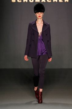 Schumacher Fall 2013 Ready-to-Wear Collection Slideshow on Style.com