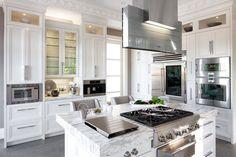 Fabulous Kitchens - modern - Kitchen - Toronto - Brandon Barré Architectural Interior Photographer