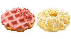 クリスピー・クリームより新食感ドーナツ「ワフナッツ」「シューナッツ」限定発売 - http://www.fashion-press.net/news/17039