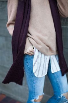 Cool casual chic