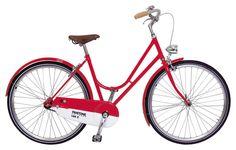 Les vélos Pantone ABICI