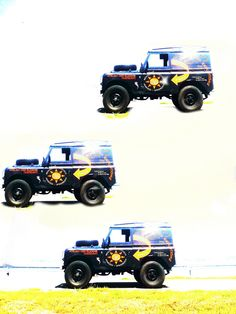 Series III My Land, Land Rover Defender, Action, Art, Art Background, Group Action, Kunst, Performing Arts, Landrover Defender