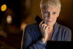 Judi Dench as Evelyn Greenslade (The Best Exotic Marigold Hotel)