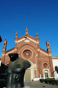 Milano, Basilica di Santa Maria del Carmine