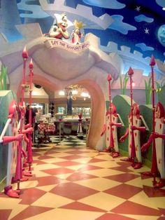 Alice in Wonderland-themed restaurant by elma