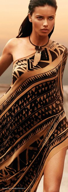 Fierce Factor | Lima for Donna K | tribal trend 2014 | ~LadyLuxury~