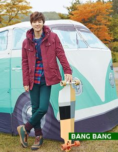 BANG BANG F/W 2013 Campaign Feat. CNBLUE & Kang Sora | Couch Kimchi
