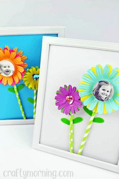 20 Mother's Day Crafts for Preschoolers - The Joy of Sharing Mothers Day Flower Pot, Mothers Day Book, Mothers Day Cards, Mothers Day Crafts Preschool, Easy Mother's Day Crafts, Diy Crafts, Flower Pot Crafts, Bunny Crafts, Mother's Day Activities