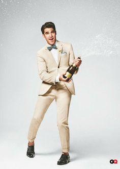 Darren Criss for GQ