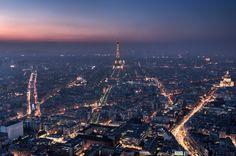 Paris eiffel by sarawut Intarob on 500px