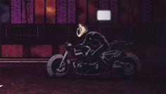 Motorbike - Mōtābaiku モーターバイク #Learn #Japanese #anime #DRRR