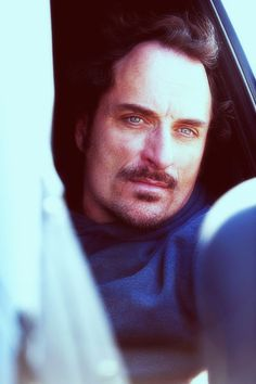 Kim Coates. I find this man to be incredibly attractive for some reason..
