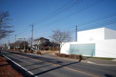 Library House by Shinichi Ogawa