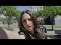 Sara Bareilles - Brave - I love Sara and Rashida Jones, who directed it! Everyone in that video is so great!