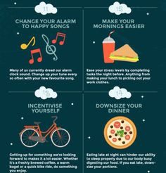 16 Ways to Combat that Groggy Morning Feeling - Part 3