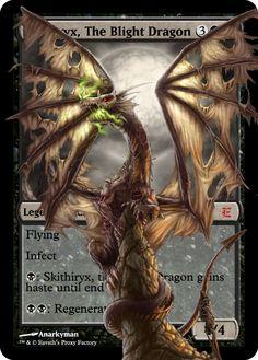 skithiryx the blight dragon