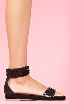 Largo Spike Sandal, how freakin cute are these?