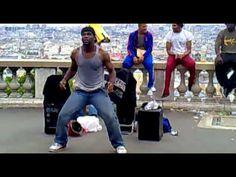 Street Dance Wonder -  Impressionante dançarino Show nas Ruas de Paris