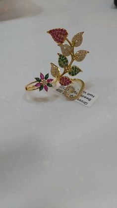 Rings type Gold Jewelry Simple, Gold Rings Jewelry, Ruby Jewelry, India Jewelry, Gold Bangles, Gold Ring Designs, Gold Jewellery Design, Gold Finger Rings, Jewelry Patterns