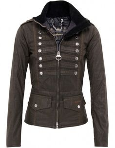 modern french military jacket