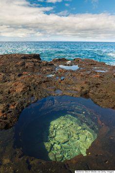 Les plus belles piscines naturelles dHawaï (PHOTOS)