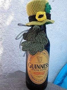 Irish Hat Free Crochet Pattern