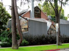 Gehry Residence. Photo: rotor on flickr.