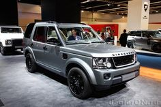 Land Rover Discovery 2014 / Лендровер Дискавери 2014