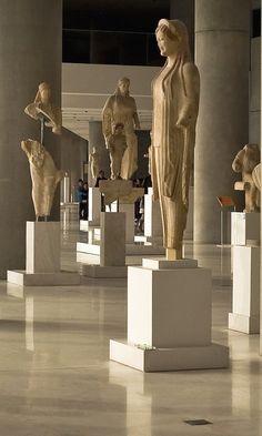Acropolis Museum, Athens | Flickr - Photo by Matilda Diamant