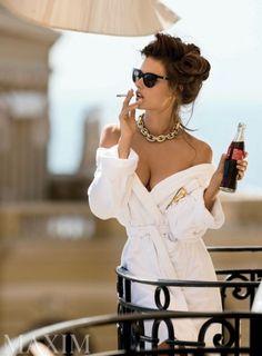 alessandra ambrosio maxim   Julianne Hough, Vanessa Hudgens Channel Retro Style for 'Grease ...