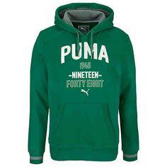 Puma STYLE ATHLETIC HOODED SWEAT FLEECE Kapuzensweatshirt