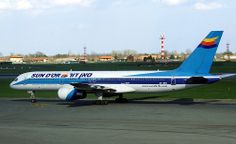 Sun D,OR Boeing 757-200