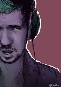 #jacksepticeye This is an amazing drawing but he looks so sad ;-;