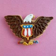 Eagle cookie