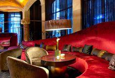 Hotel Casa Fuster // Bar Café Vienés