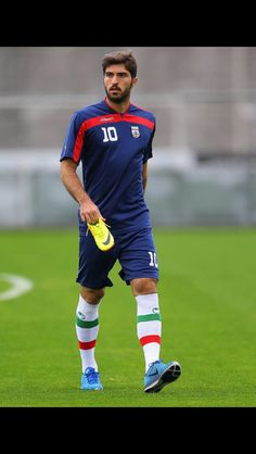 Karim Ansarifard Iran World Cup, Soccer, Sporty, Football, Running, My Love, Life, Style, Fashion