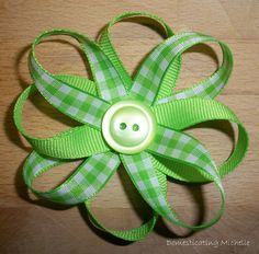 Ribbon Flower final