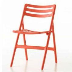 $398 Folding Air-Chair, Set of 2