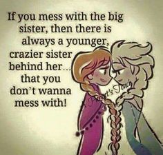 """108 Sister Quotes And Funny Sayings With Images """"Little sisters remind big sisters how wonderful it is to play in the sand. Big sisters show little sisters Sister Poems, Sister Quotes Funny, Sister Birthday Quotes, Funny Sayings, Sister Sayings, Sayings About Sisters, Nephew Quotes, Birthday Wishes, Cute Little Sister Quotes"""