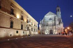Publicamos la Sacra Capilla del Salvador. #historia #turismo http://www.rutasconhistoria.es/loc/sacra-capilla-del-salvador