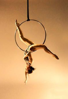 Aerial Ring | International Circus Stardust Entertainment