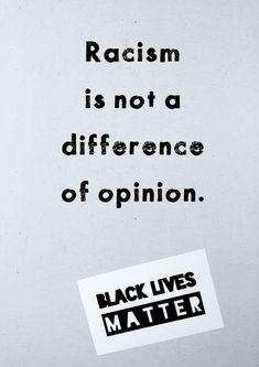 For all lives to matter, black lives must matter. #blacklivesmatter #blm