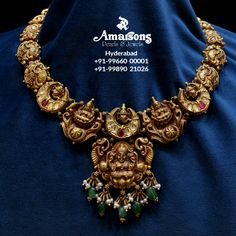 🔥😍 Goddess Lakshmi Gold Necklace #Templejewellery from @amarsonsjewellery⠀ ⠀⠀⠀⠀⠀⠀⠀⠀⠀⠀⠀⠀⠀⠀⠀⠀⠀⠀⠀⠀⠀.⠀⠀⠀⠀⠀ ⠀ For any inquiry DM now👉: @amarsonsjewellery⠀⠀⠀⠀⠀⠀⠀⠀⠀⠀⠀⠀⠀⠀⠀⠀⠀⠀⠀⠀⠀⠀⠀⠀⠀⠀⠀⠀⠀⠀⠀⠀⠀⠀⠀⠀⠀⠀⠀⠀⠀⠀⠀⠀⠀⠀⠀⠀⠀⠀⠀⠀⠀⠀⠀⠀⠀⠀⠀⠀⠀⠀⠀⠀⠀⠀⠀⠀⠀⠀⠀⠀⠀⠀⠀⠀⠀ For More Info DM @amarsonsjewellery OR 📲Whatsapp on : +91-9966000001 +91-8008899866.⠀⠀⠀⠀⠀⠀⠀⠀⠀⠀⠀⠀⠀⠀⠀.⠀⠀⠀⠀⠀⠀⠀⠀⠀⠀⠀⠀⠀⠀⠀⠀⠀⠀⠀⠀⠀⠀⠀⠀⠀⠀⠀ ✈️ Door step Delivery Available Across the World ⠀⠀⠀⠀⠀⠀⠀⠀⠀⠀⠀⠀⠀⠀⠀⠀⠀⠀⠀⠀⠀⠀⠀⠀⠀⠀⠀ .⠀ #amarsonsjewellery #yourtrustisourpriority #goldearrings #gold Gold Temple Jewellery, Gold Jewelry, Gold Necklace, Goddess Lakshmi, Antique Gold, Wedding Jewelry, Brooch, Jewels, Photo And Video